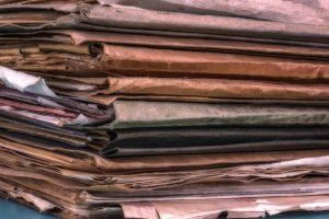 Old Document Folders